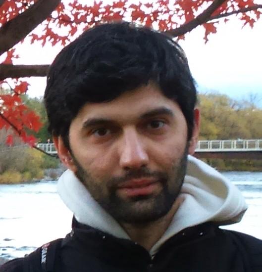 photo of Arash Jamshidpey, PhD