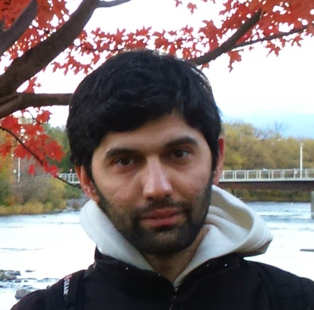 photo of Arash Jamshidpey, PhD