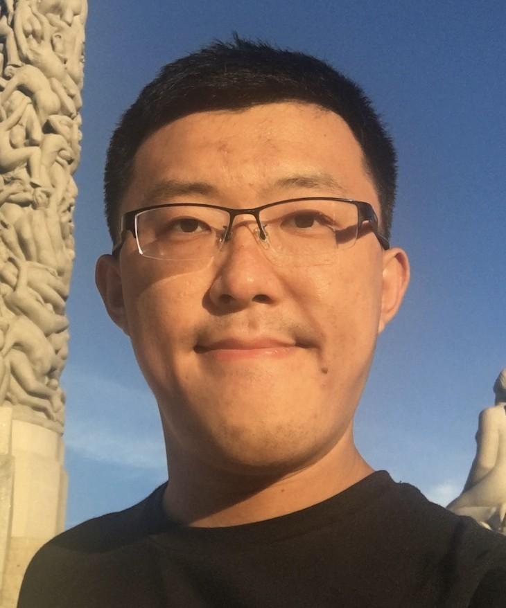 photo of Mingzhang Yin, PhD